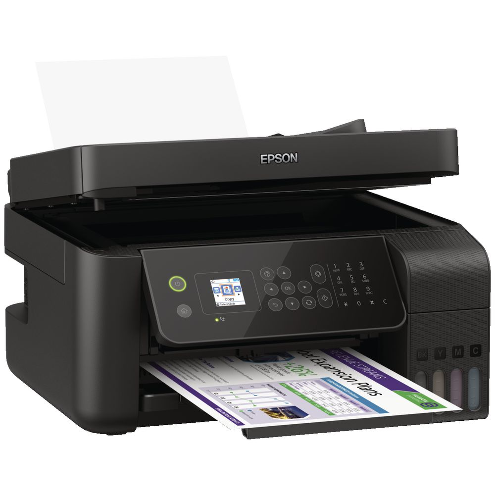 Epson ET ET-4700  WIC Printer Reset