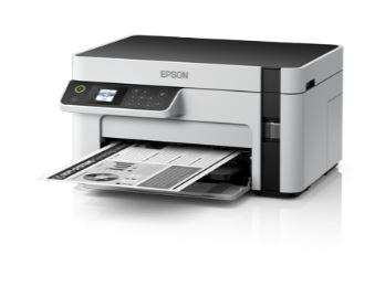Epson M M2118   WIC Printer Reset