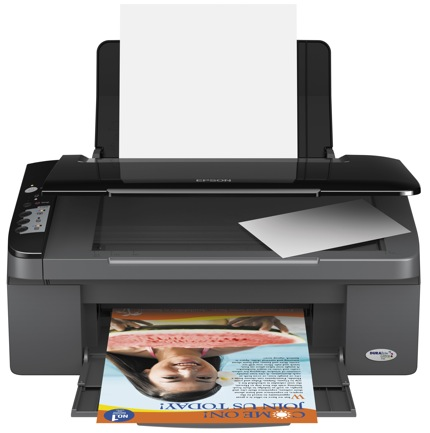 Epson SX SX100 Printer Reset