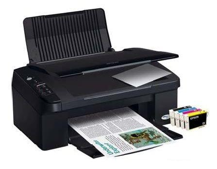 Epson SX SX105 Printer Reset