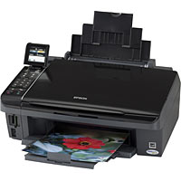 Epson SX SX515W Printer Reset