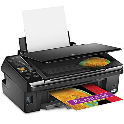 Epson NX NX305 Printer Reset