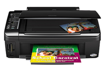 Epson NX NX220 Printer Reset