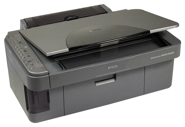 Epson RX RX425 Printer Reset