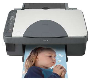 Epson RX RX420 Printer Reset