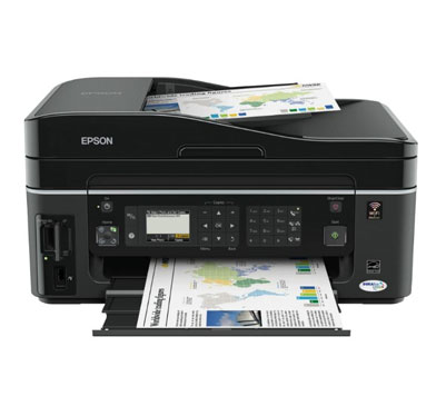 Epson B & BX BX610FW New Printer Reset