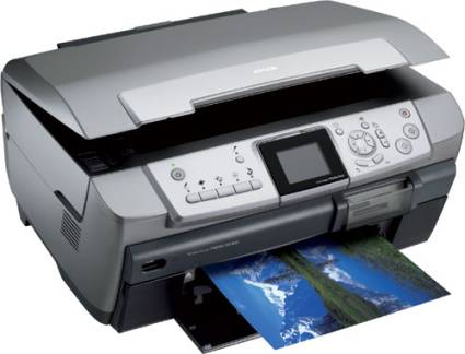 Epson RX RX700 Printer Reset