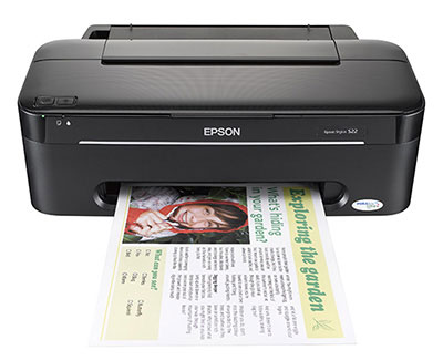 Epson S S22 New Printer Reset