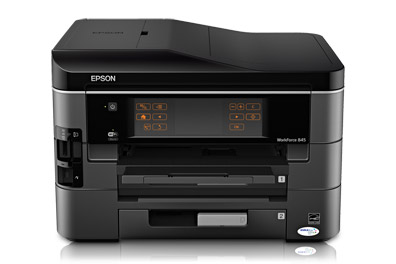 Epson WorkForce 845 NEW Printer Reset