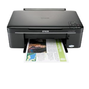 Epson SX SX125 Printer Reset